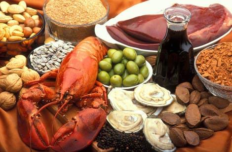 Szelénben gazdag élelmiszerek
