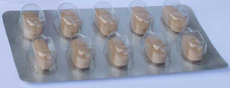 Venoptim bliszter