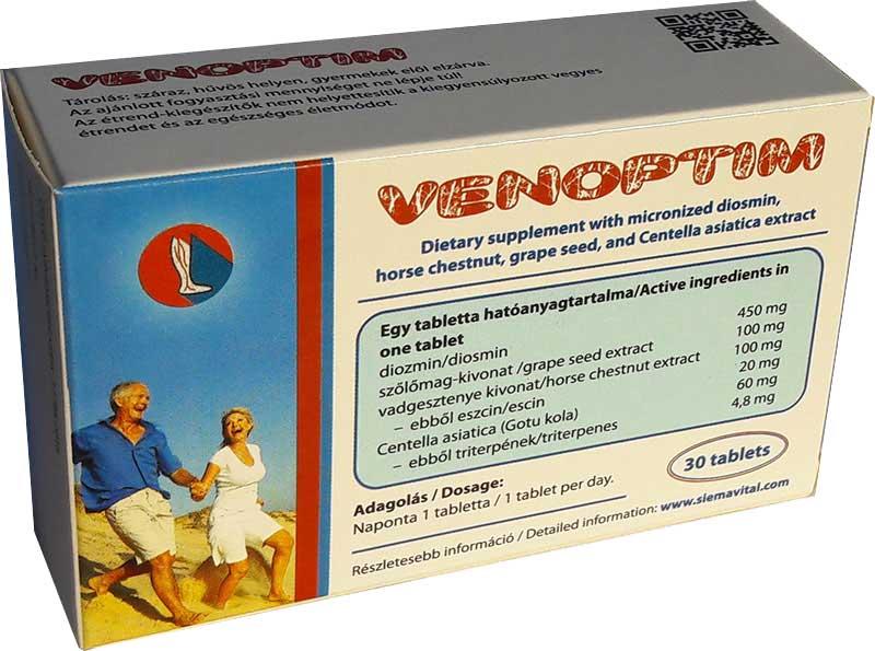 Venoptim faltkarton