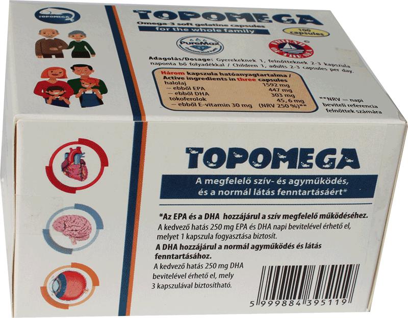 Topomega-doboz-alkalmazások
