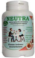 Neutra kalcium-glicerofoszfát tartalmú étrend-kiiegészítő kapszula